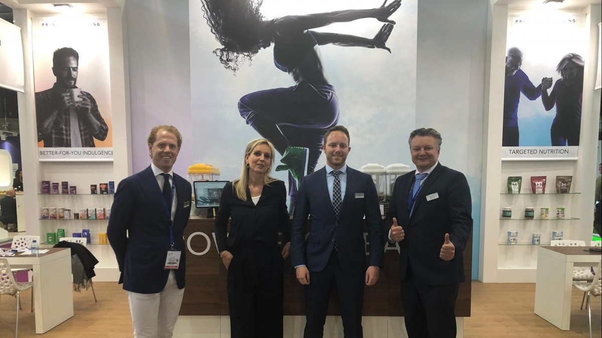 Prinsen Berning at Vitafoods 2019